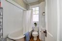 Full bath with claw foot tub - 210 LAVERNE AVE, ALEXANDRIA