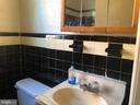 Bathroom #1 (main level) - 918 47TH ST NE, WASHINGTON