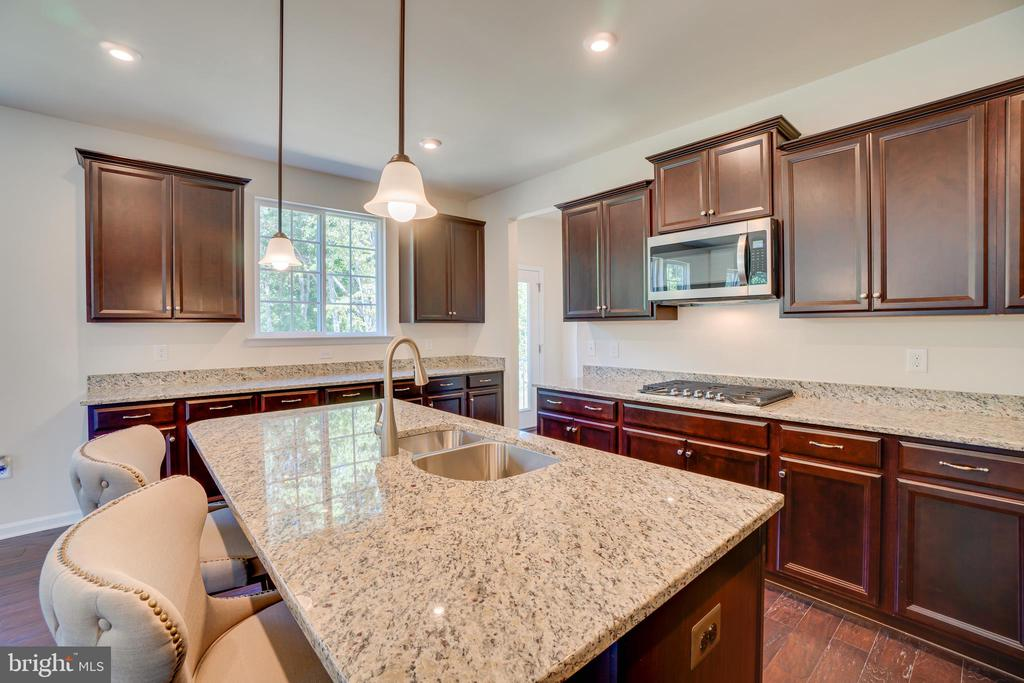 Gourmet Kitchen Cabinet Upgrade ($2,675) - 219 ROCK RAYMOND DR, STAFFORD