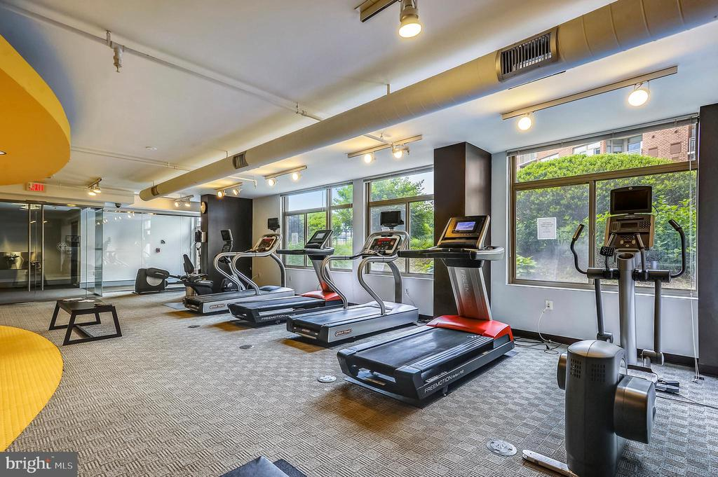 Ready for Cardio? - 3600 S GLEBE RD #222W, ARLINGTON