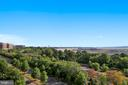 See Washington Monument and Capitol from Roof! - 3600 S GLEBE RD #222W, ARLINGTON
