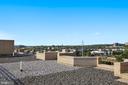 Masonic Temple Views from Rooftop Terrace! - 3600 S GLEBE RD #222W, ARLINGTON