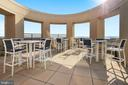 Rooftop Terrace is Huge with DC/Potomac Views! - 3600 S GLEBE RD #222W, ARLINGTON