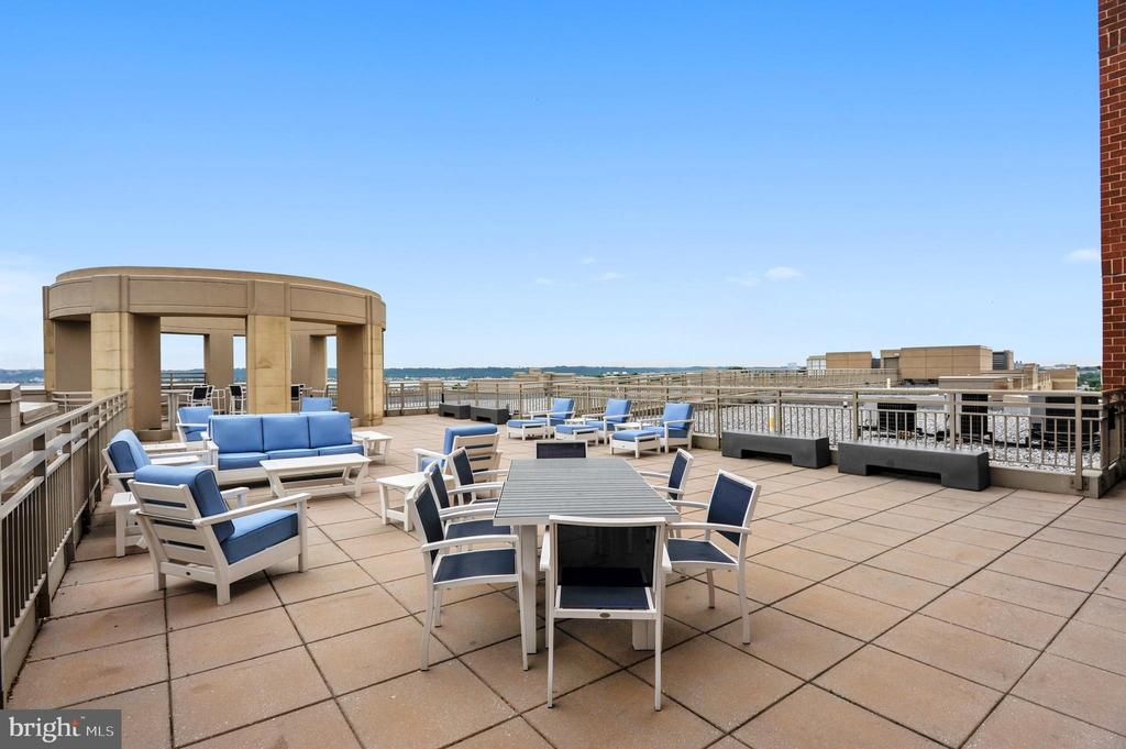 Reserve this and Party Rm 2x/yr for YOUR Events! - 3600 S GLEBE RD #222W, ARLINGTON