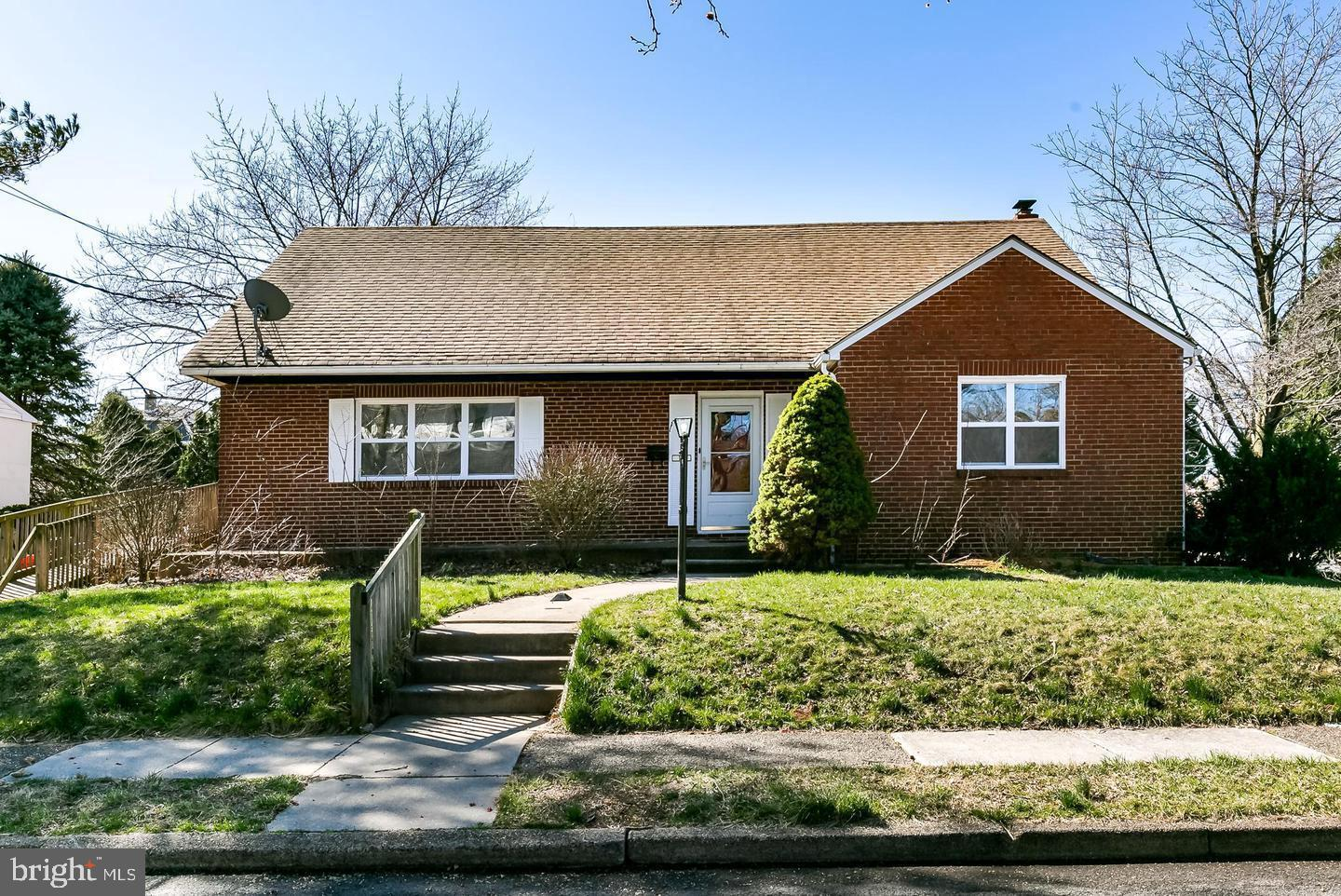 Single Family Homes for Sale at West Collingswood Heights, New Jersey 08059 United States