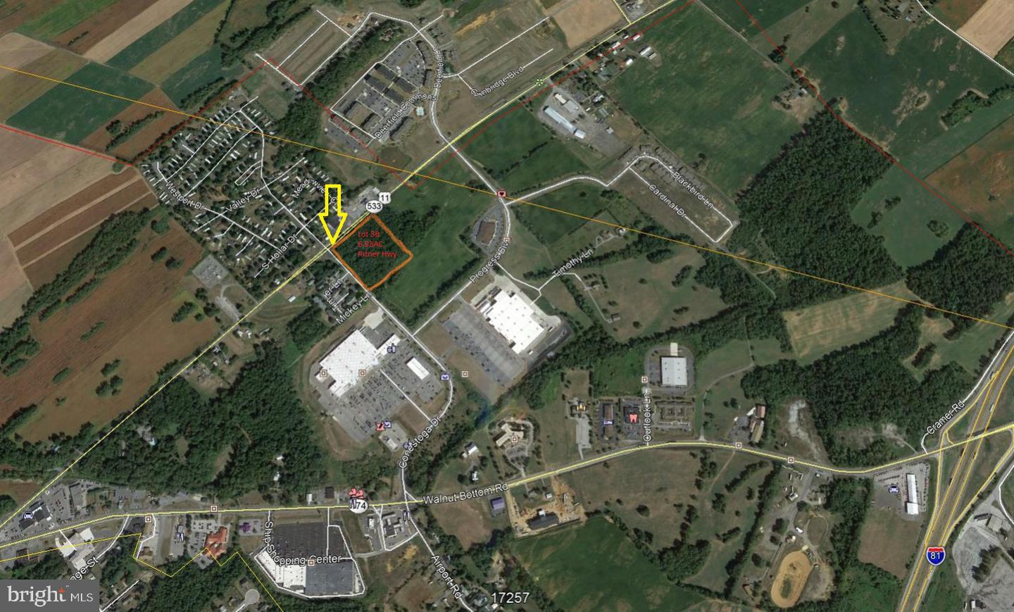 Land for Sale at Shippensburg, Pennsylvania 17257 United States