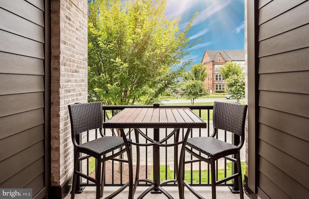 Outdoor Space - 210 DECOVERLY DR #10003, GAITHERSBURG