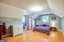 Bedroom #3 with 1/2 bath - 1106 LITTLEPAGE ST, FREDERICKSBURG