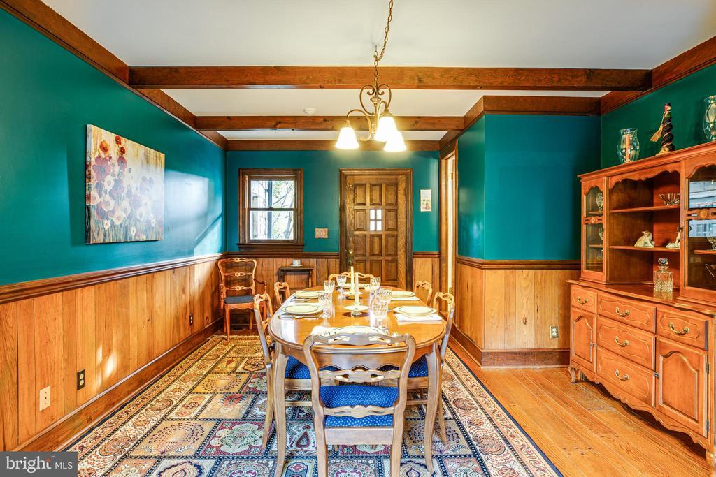 Formal Dining room - 1106 LITTLEPAGE ST, FREDERICKSBURG