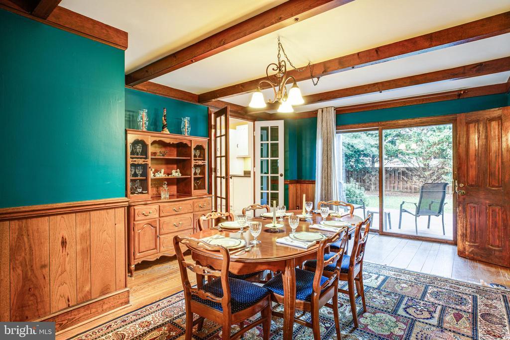 Dining Room - 1106 LITTLEPAGE ST, FREDERICKSBURG