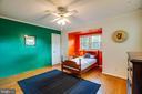 Bedroom #4 - 1106 LITTLEPAGE ST, FREDERICKSBURG