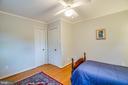 Bedroom #5 - 1106 LITTLEPAGE ST, FREDERICKSBURG