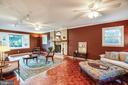 Living room - 1106 LITTLEPAGE ST, FREDERICKSBURG