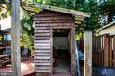 Small potting shed - 1106 LITTLEPAGE ST, FREDERICKSBURG