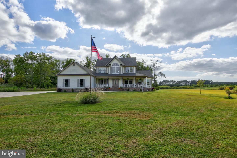 Single Family Homes 용 매매 에 Westover, 메릴랜드 21871 미국