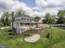 Front Exterior with Coverd Porch - 15435 BARNESVILLE RD, BOYDS