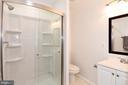 2nd bath. - 4814 WILBY CT, ALEXANDRIA
