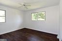 2nd bedroom - 4814 WILBY CT, ALEXANDRIA