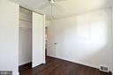 3rd bedroom. - 4814 WILBY CT, ALEXANDRIA