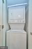 Laundry in unit - 1289 N VAN DORN ST, ALEXANDRIA