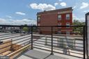Private Balcony off Master - 1327 D ST SE, WASHINGTON