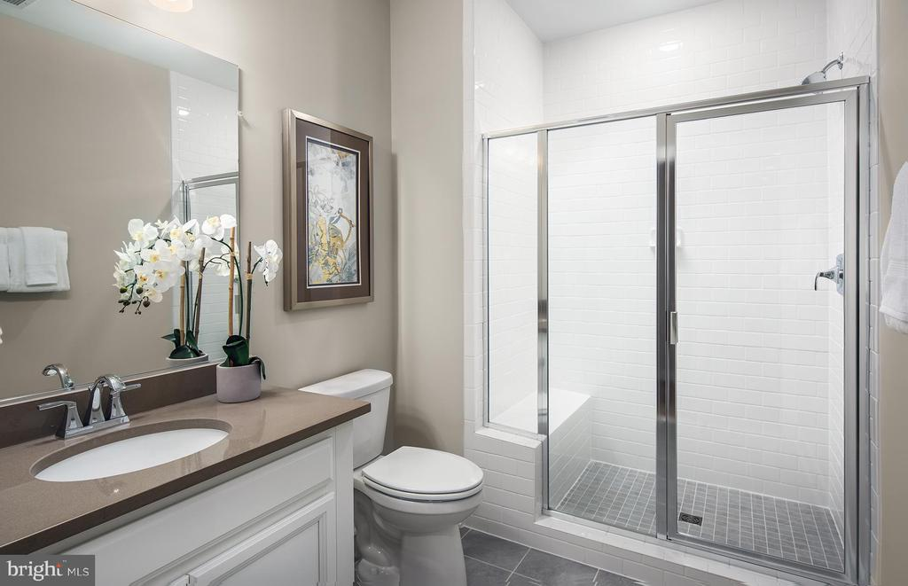 Secondary Bathroom - 3501 BELLFLOWER LN #40201, ROCKVILLE