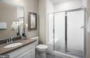 Secondary Bathroom - 3501 BELLFLOWER LN #30201, ROCKVILLE