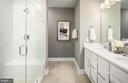 Owner's Bathroom - 3501 BELLFLOWER LN #30201, ROCKVILLE