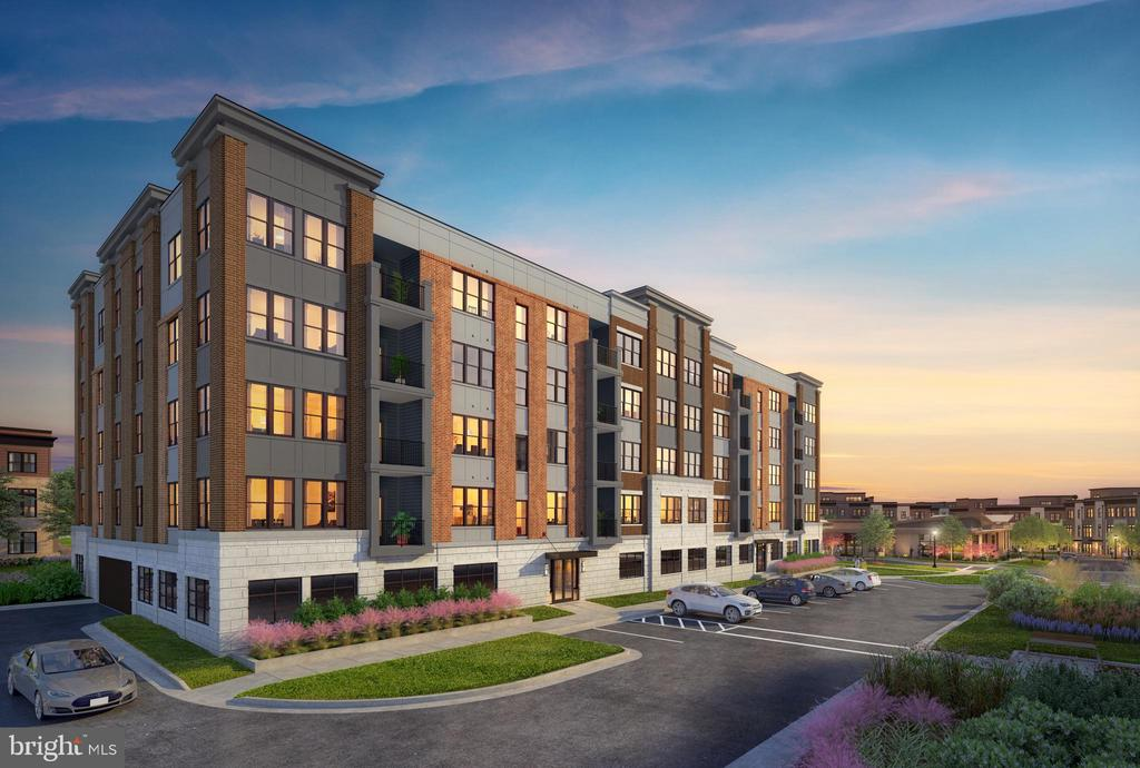 Rendering - 3501 BELLFLOWER LN #40201, ROCKVILLE
