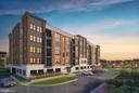 Rendering - 3507 BELLFLOWER LN #5, ROCKVILLE
