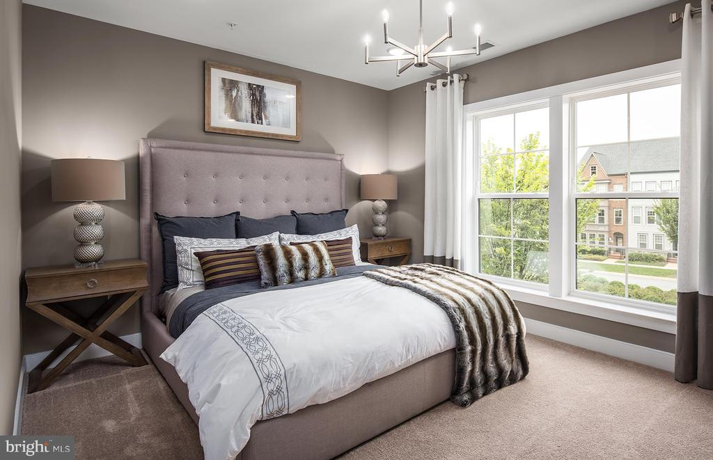 Owner's Bedroom - 3501 BELLFLOWER LN #30201, ROCKVILLE