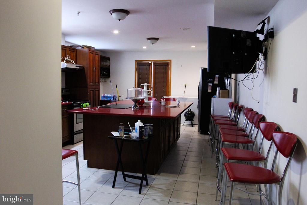 Lower Level Kitchen View - 4269 FOOTE ST NE, WASHINGTON
