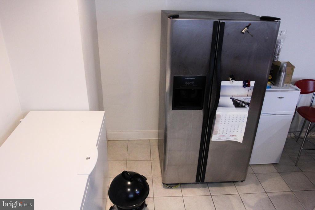 Lower Level kitchen - 4269 FOOTE ST NE, WASHINGTON