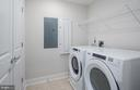 Laundry Room - 3507 BELLFLOWER LN #6, ROCKVILLE