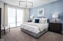 Owner's Bedroom - 3507 BELLFLOWER LN #6, ROCKVILLE