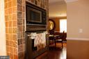 Main Level Kitchen Wall Oven - 4269 FOOTE ST NE, WASHINGTON