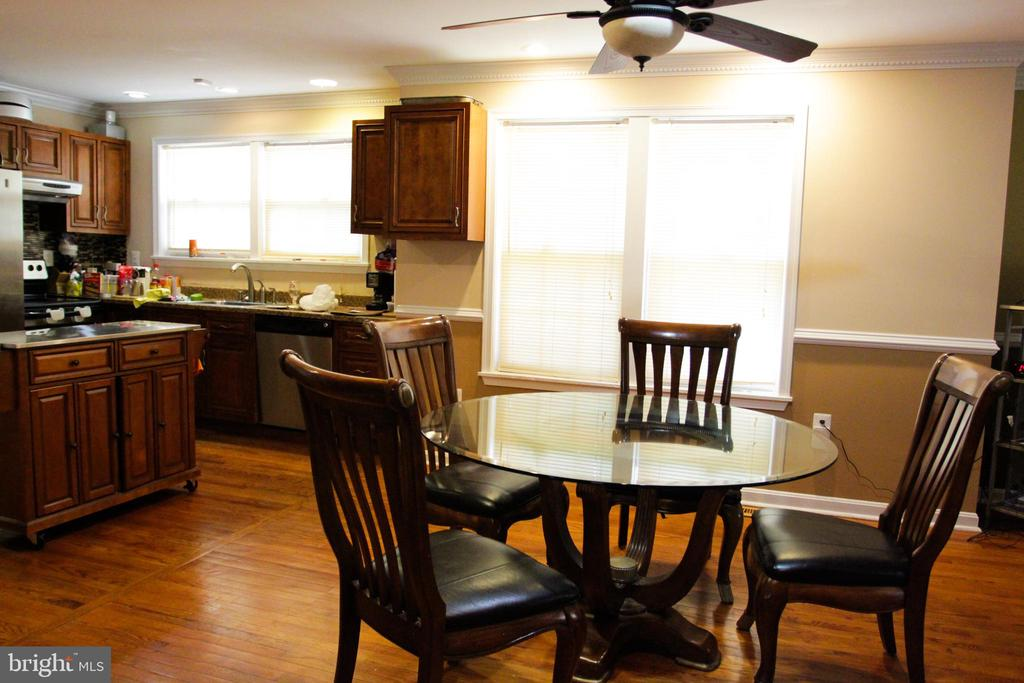 Main Level Kitchen  Table Space - 4269 FOOTE ST NE, WASHINGTON