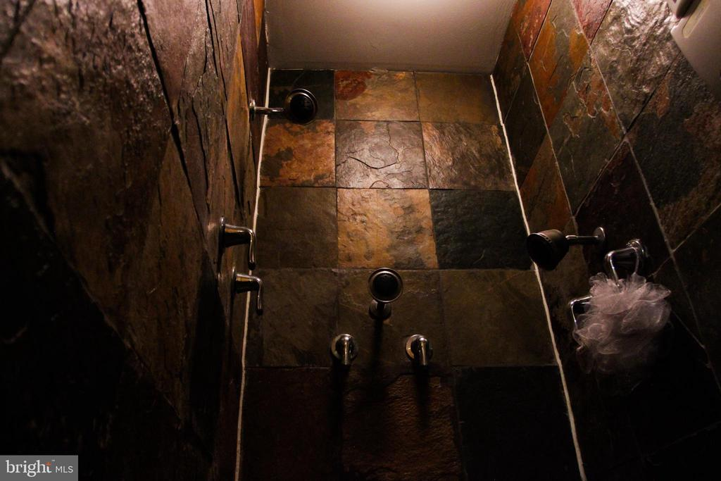 Main Level Master Bath /Shower - 4269 FOOTE ST NE, WASHINGTON