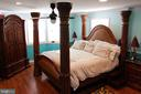 Main Level Master Bedroom - 4269 FOOTE ST NE, WASHINGTON