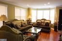 Main Level Lliving Room - 4269 FOOTE ST NE, WASHINGTON