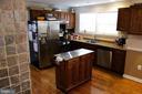Main Level Kitchen - 4269 FOOTE ST NE, WASHINGTON