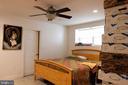 Lower Level Bedroom - 4269 FOOTE ST NE, WASHINGTON