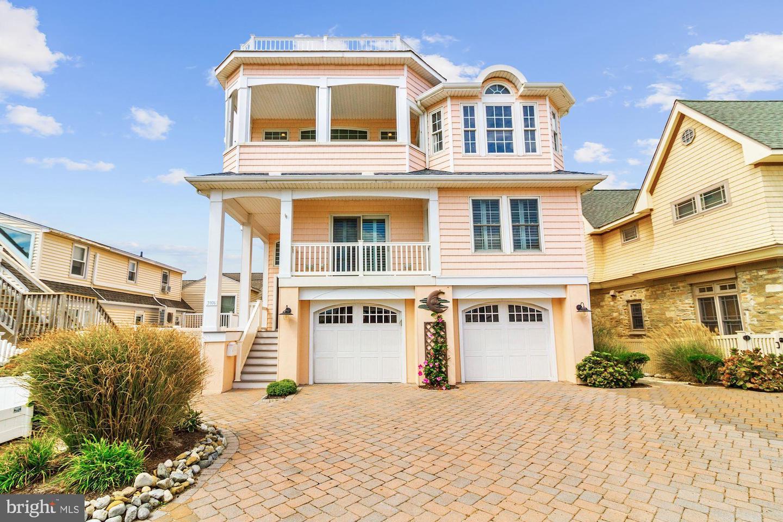 Single Family Homes のために 売買 アット Long Beach Township, ニュージャージー 08008 アメリカ