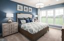 Owner's Bedroom - 3507 BELLFLOWER LN #5, ROCKVILLE