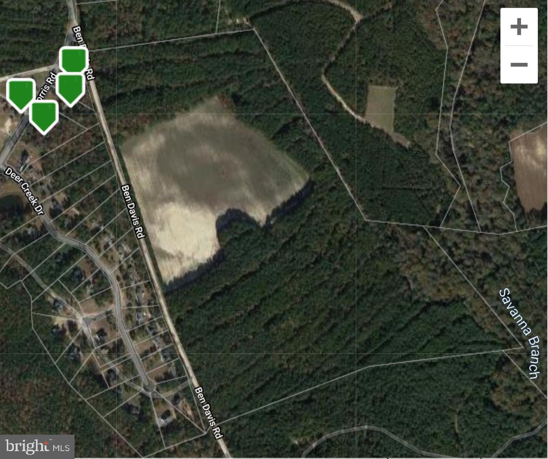 أراضي للـ Sale في Pittsville, Maryland 21850 United States