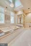 Master bathroom with ample natural light - 40843 ROBIN CIR, LEESBURG