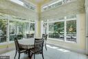 Breastnook is surrounded by glass - 40843 ROBIN CIR, LEESBURG