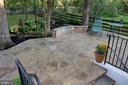 Lower level patio - 25272 RIPLEYS FIELD DR, CHANTILLY