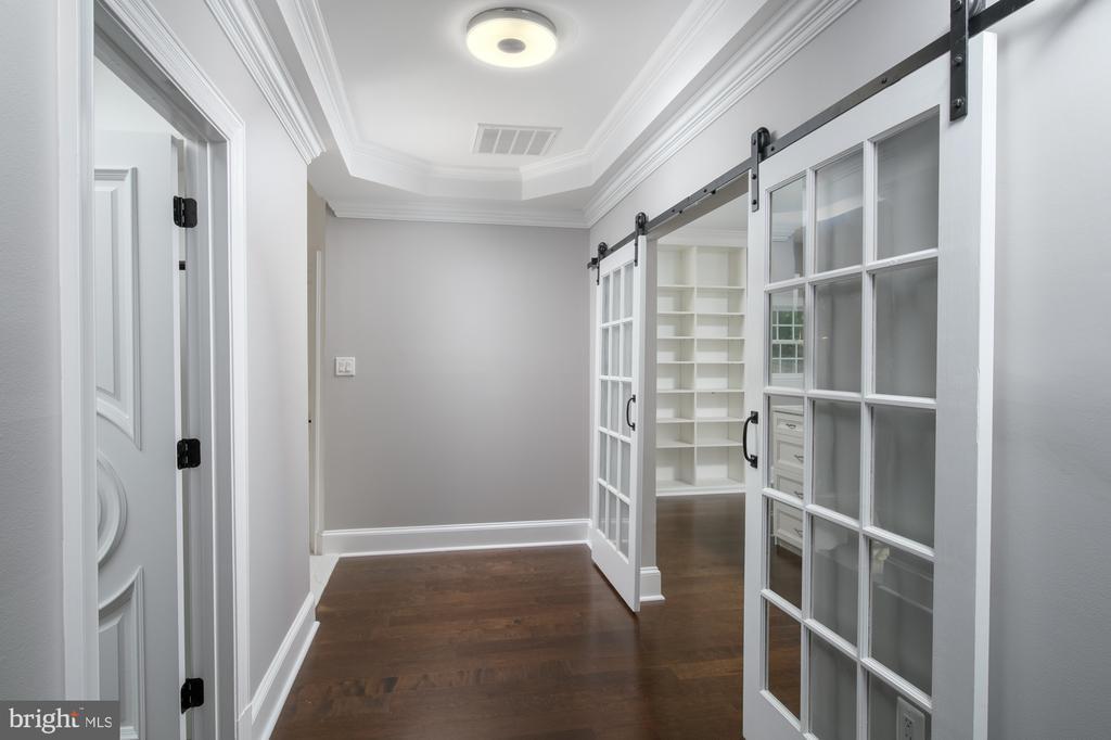 master walk in closet - 8746 BROOK RD, MCLEAN