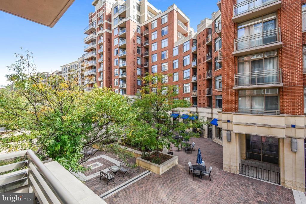 View from Juliet Balcony! - 3600 S GLEBE RD #222W, ARLINGTON